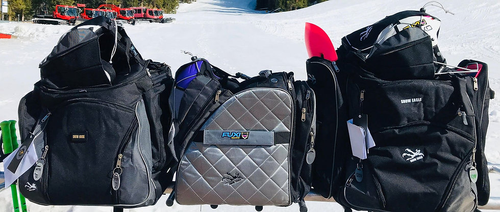 HEATED BOOT BAGS
