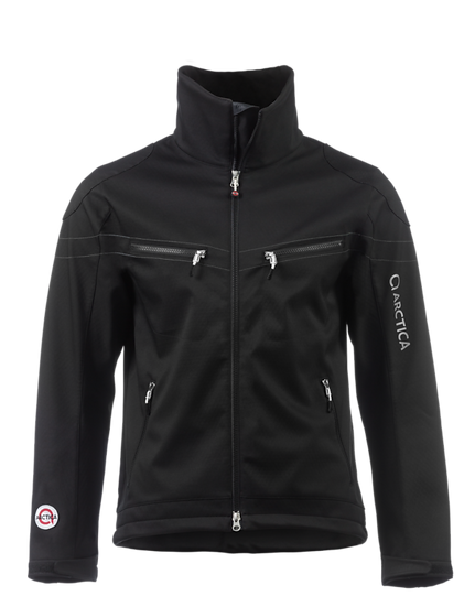 ARCTICA BLACK KAT FLEXSHELL TRAINING JACKET