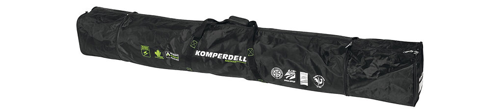 KOMPERDELL NATIONAL TEAM EXPANDABLE POLE AND SKI BAG