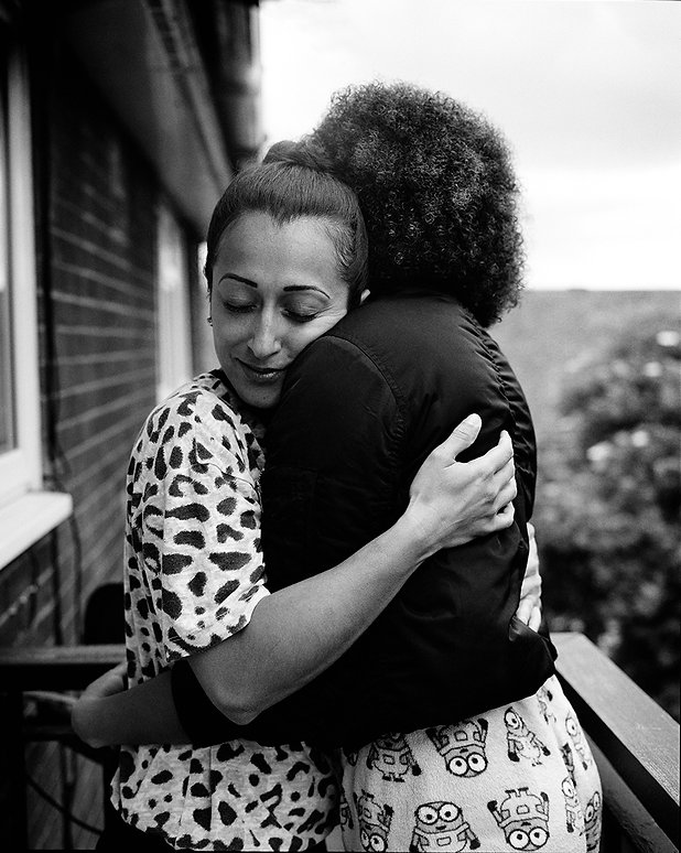 Loredana Denicola photographer   Single mother   Love Sex and Relationships