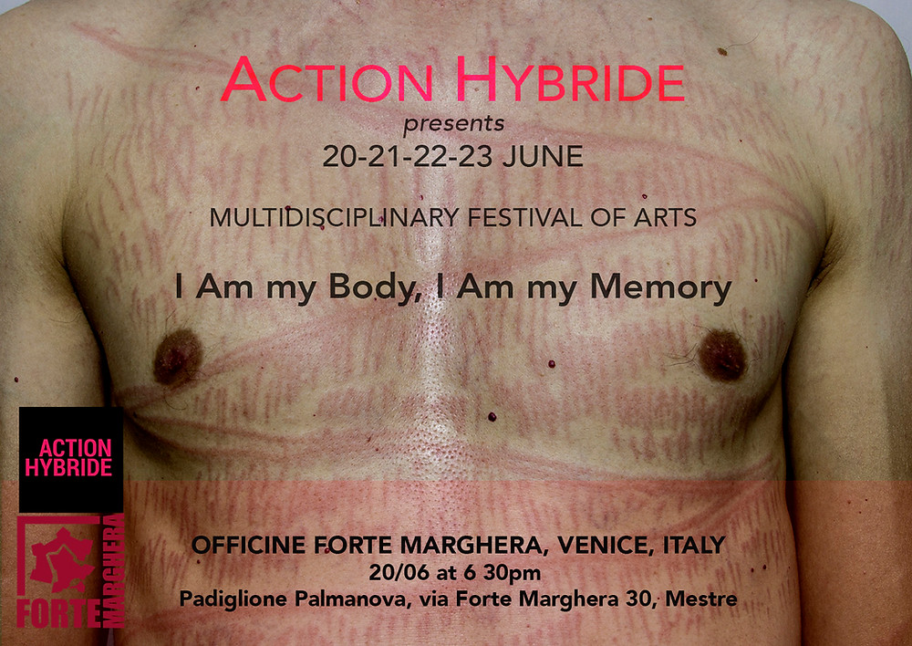 Multidisciplinary festival of arts, organised by Action Hybride