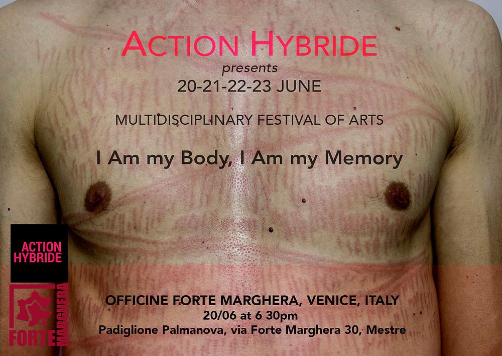 Multidisciplinary festival of arts, organised by Action Hybride