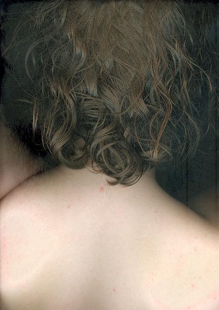 Loredana Denicola | Scanning a Body | Back
