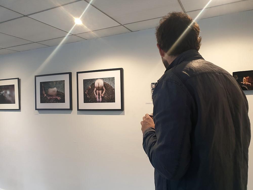 Loredana Denicola _ Carcasse, OpenBack gallery, Paris, France_ September 2019