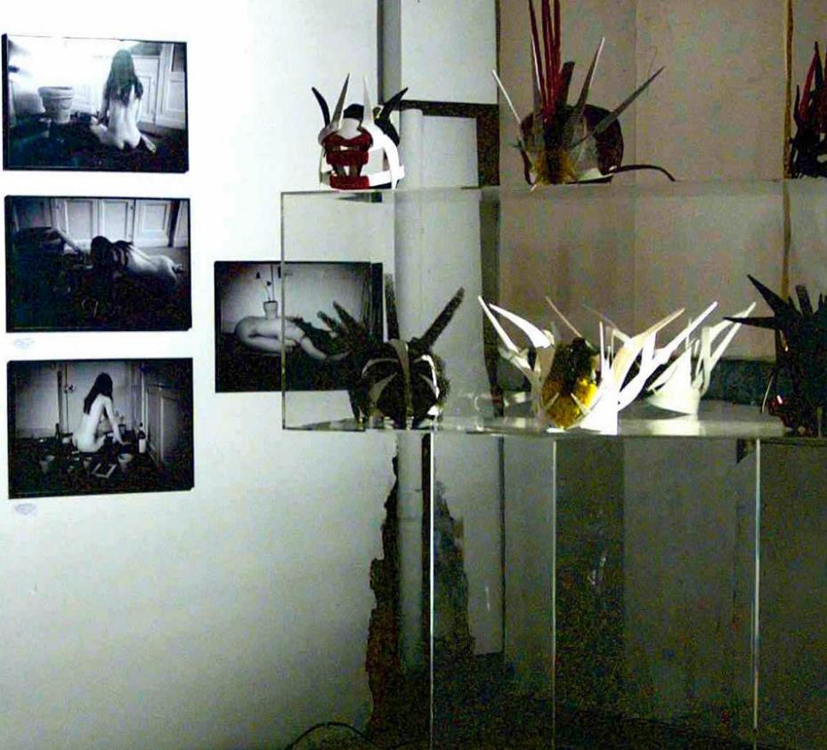 Angst Exhibition , La Capela, Paris, 2018