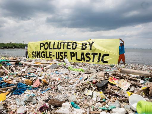 il degrado ambientale è conseguenza del degrado etico dell'uomo