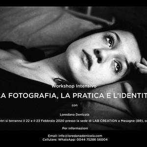 LA FOTOGRAFIA, LA PRATICA E L'IDENTITÀ