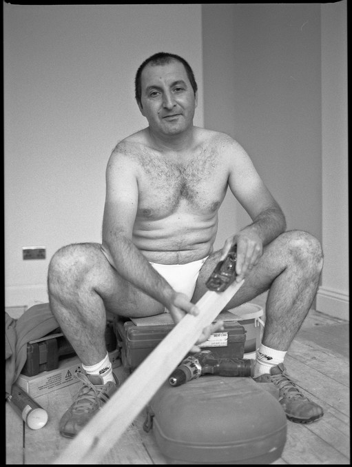 7.KAROL, the Builder, 'I am your Mirror' PHOTOGRAPHY PROJECT