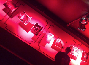 'After Sex' photography Exhibition at 'The Waiting Room' in Dalston - London