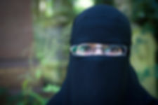 Humaira, I choose my religion, Islam, the theatre of the mind, video photography project