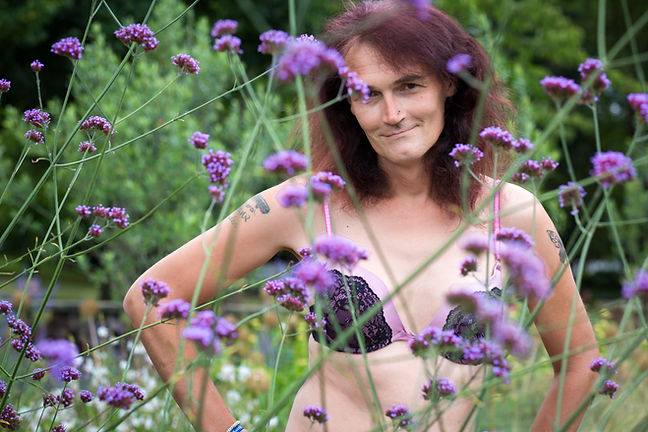 Loredana Denicola | Stephanie finally I am a woman  | The theatre of the mind art project