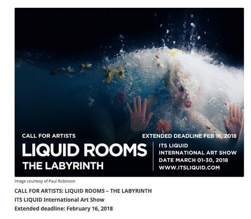 Liquid Rooms, the LABYRINTH