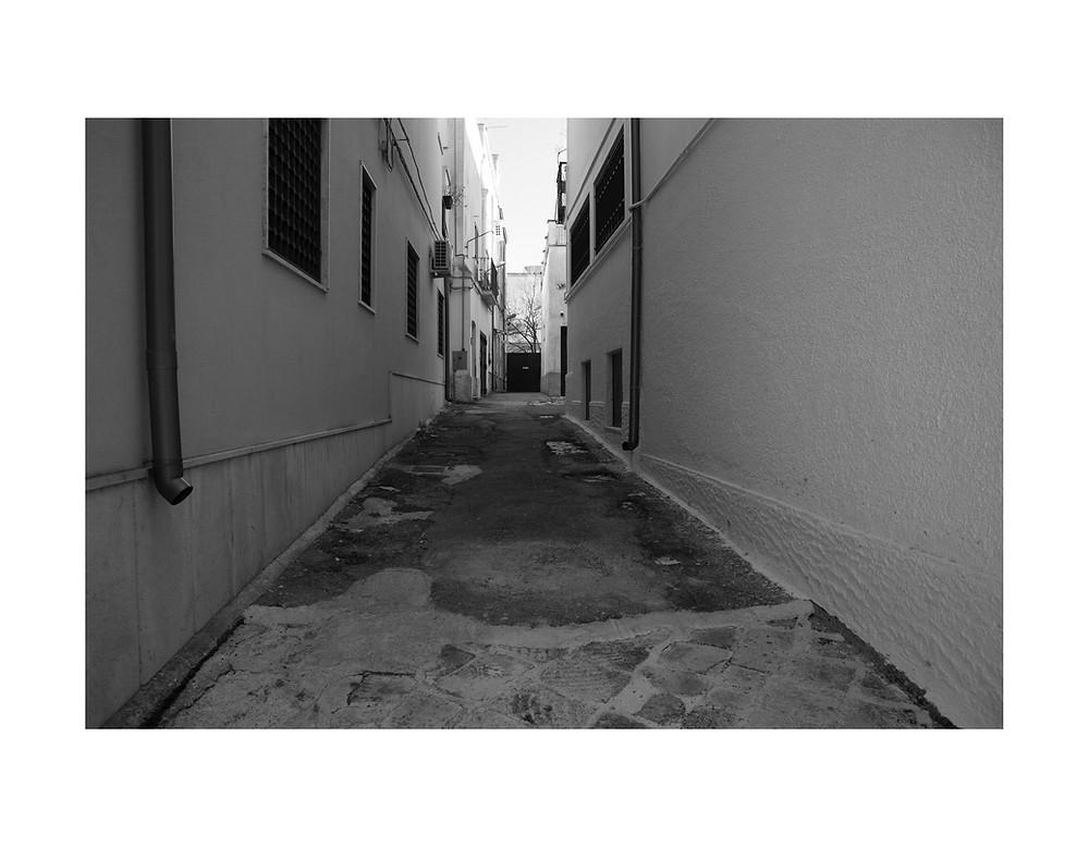 Le strade di Mesagne