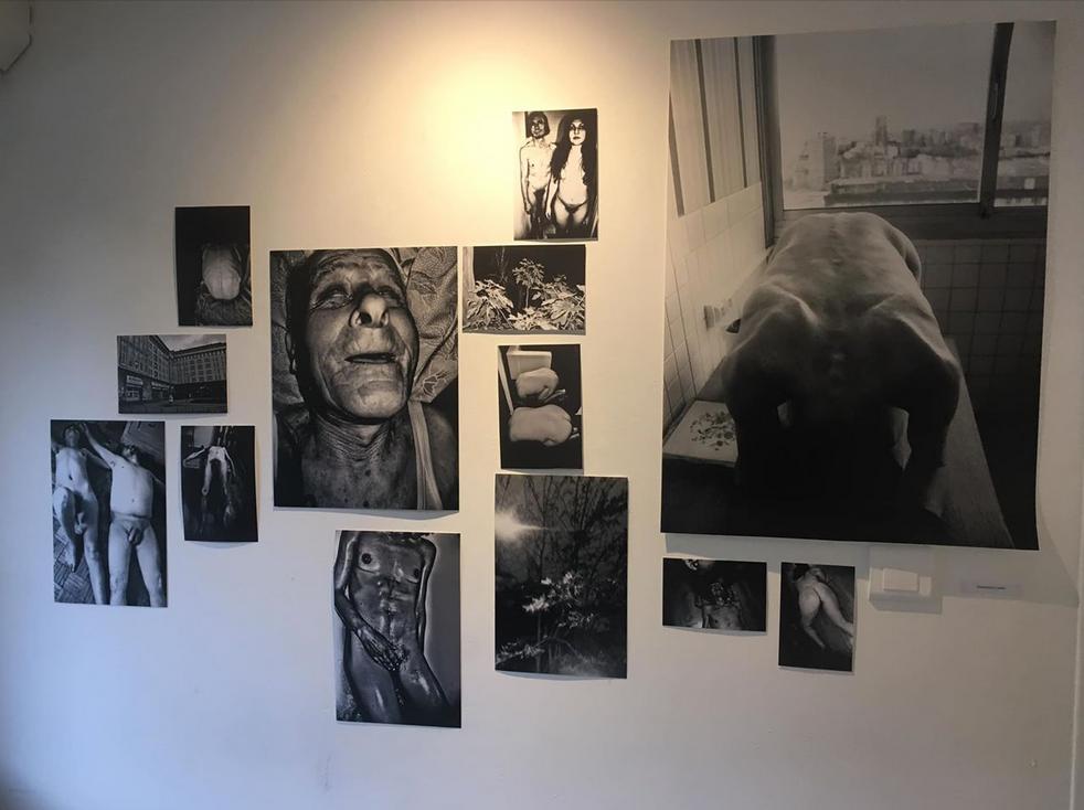 Francesca Sand _ Carcasse, OpenBack gallery, Paris, France_ September 2019