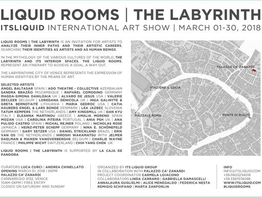 LIQUID ROOMS, the Labyrinth 2018