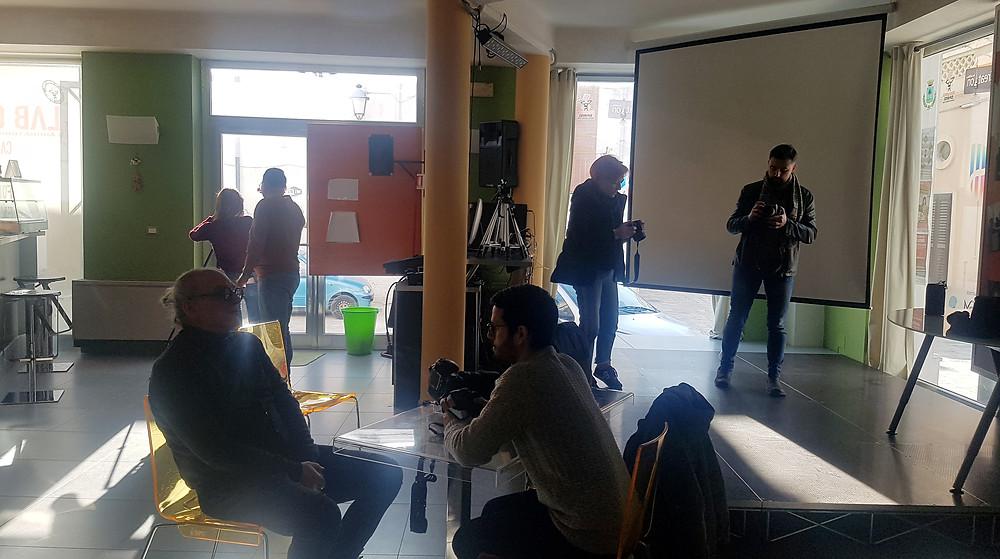 Sessione pomeridiana - workshop - la fotografia, la pratica, l'identità - con Loredana Denicola