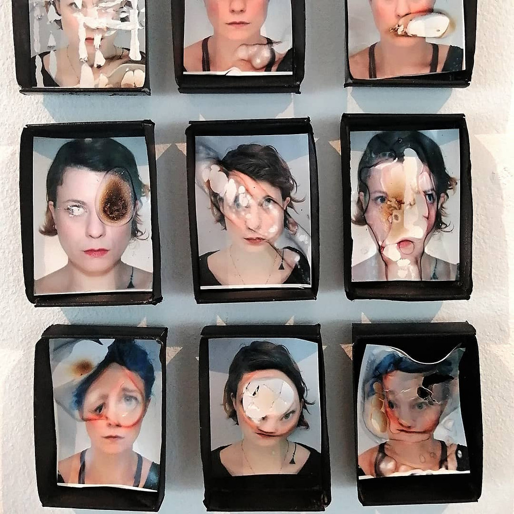 Vanda Spengler _ Carcasse, OpenBack gallery, Paris, France_ September 2019