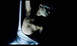 Danilo Andres, dance/performance, Angst, la Capela, Paris, France