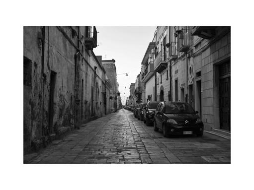 le strade di Mesagne al tempo del covid-19