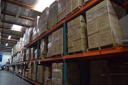 Used pallet rack liquidations