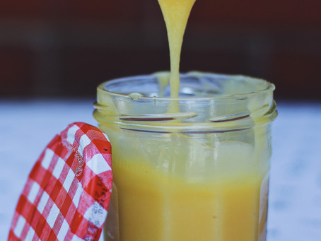 ASB Basics: Luscious Lemon Curd