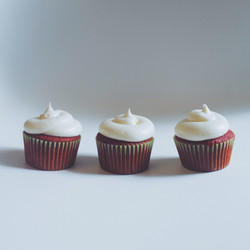 Homemade Georgetown Cupcakes