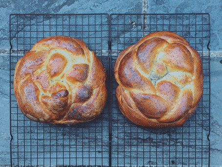 Rosh Hashanah Baking and Recipes