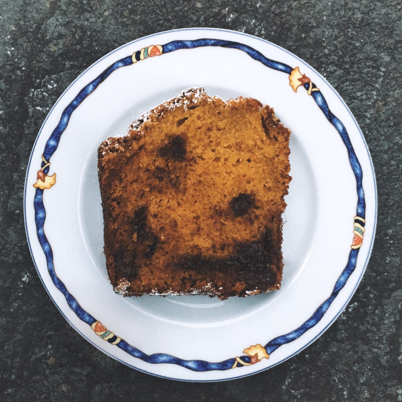 One Bowl Pumpkin Spice Bread