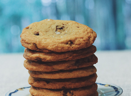 No-Fuss Classic Chocolate Chip Cookies