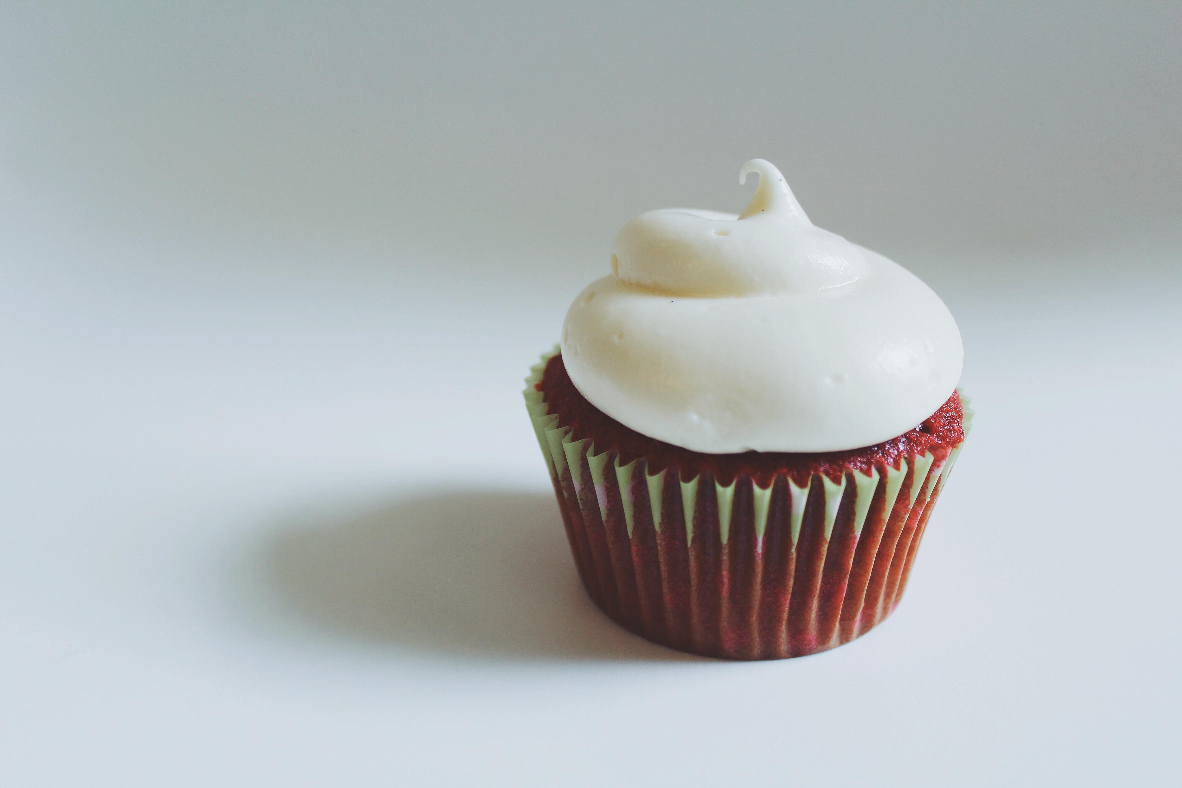 Homemade Georgetown Cupcakes
