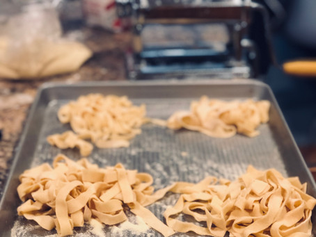ASB Basics: Fresh Pasta from Scratch