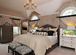 Wallpaper and Bedding