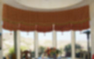 Shaped Roman Blinds 2