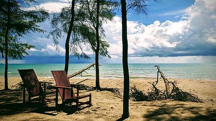 Bangsak Beach, Thailand