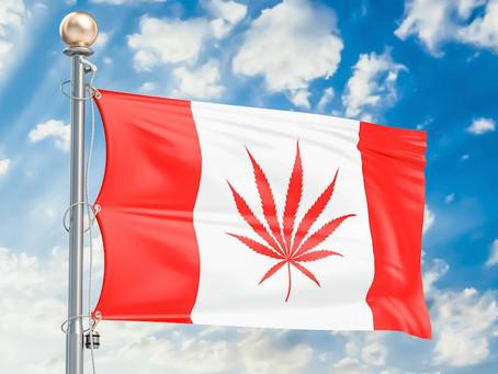 Canada Legalizes Marijuana