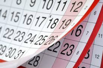 Keeping Track of Tax Due Dates