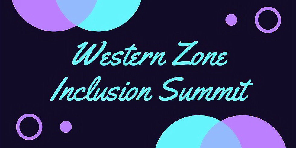 Western Zone Inclusion Summit