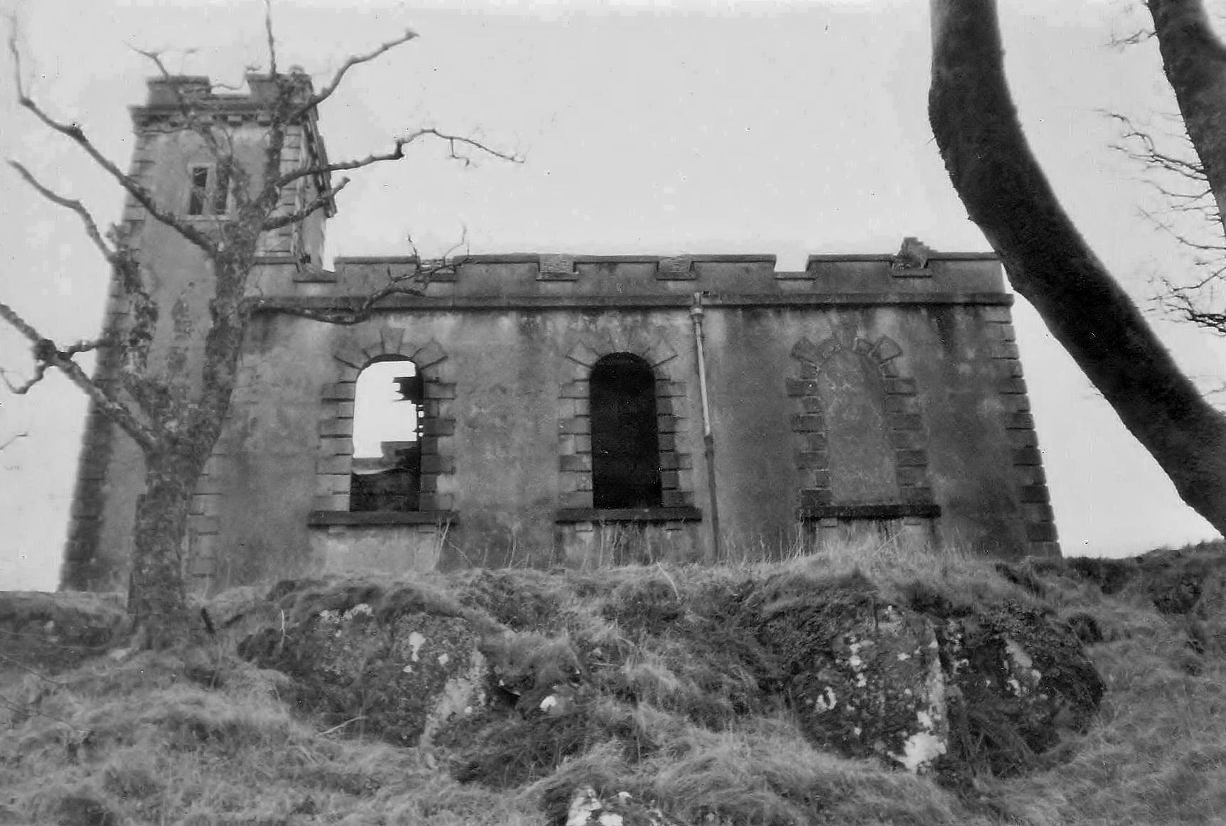 Chapel before Restoration