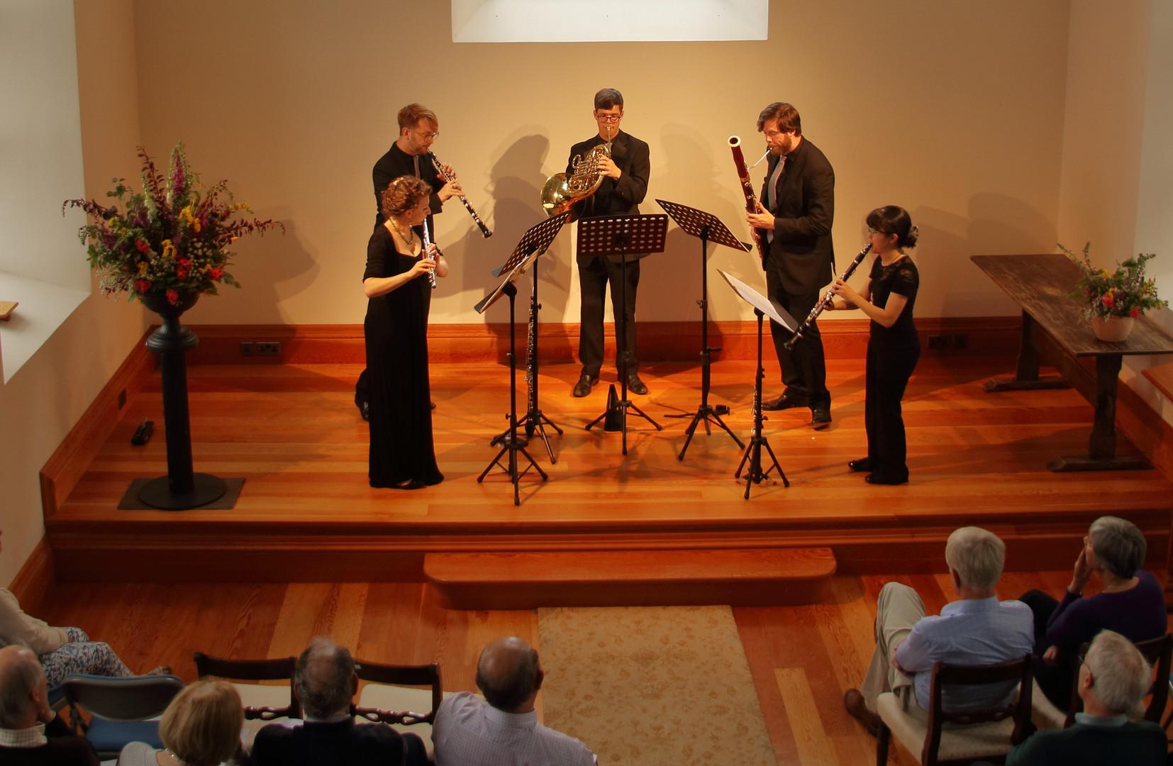 The Atéa Quintet