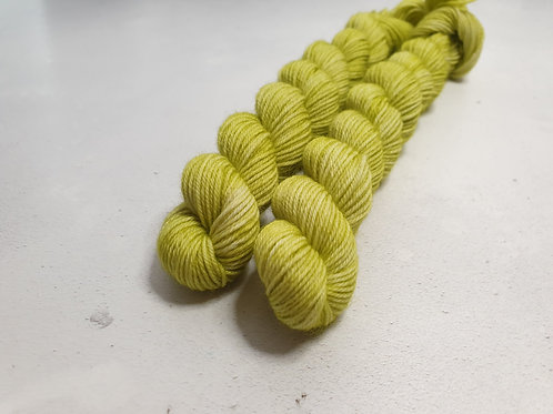 SW Merino/ Nylon, fingering weight yarn, MINI #115, 20 g