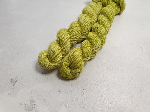 SW Merino/ Nylon, DK weight yarn, MINI #D017, 20 g