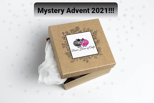 Mystery Advent Calendar 2021!