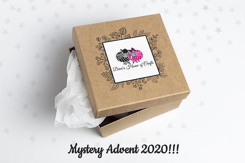 Mystery VEGAN Advent Calendar 2020!
