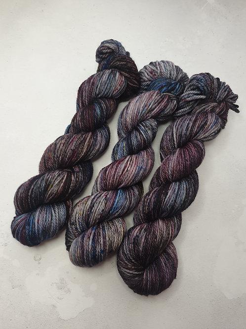 SW Merino yarn, Aran weight, 100g, STRONGBORN