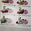Thumbnail: Stitch markers, BAUBLES, set of 4