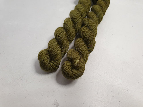 SW Merino/ Nylon, fingering weight yarn, MINI #119, 20 g