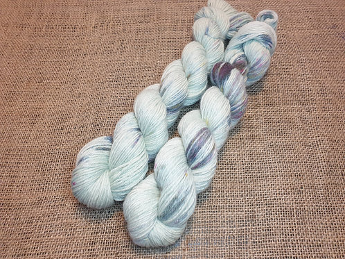 Baby Alpaca DK weight yarn, 100g, BREEZE