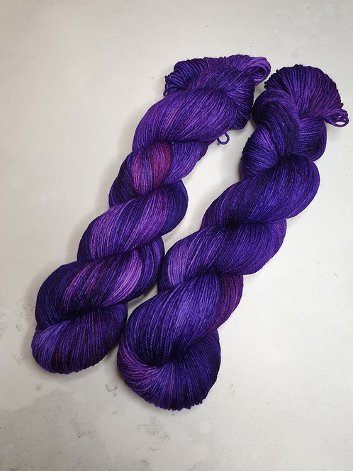 SW Merino Nylon yarn, 4-ply, Fingering weight, 100 g, REGAL