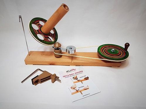 Knitpro Mega Ball Winder, SIGNATURE, yarn winder, wool winder