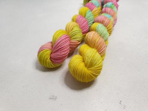 SW Merino/ Nylon, fingering weight yarn, MINI #103, 20 g